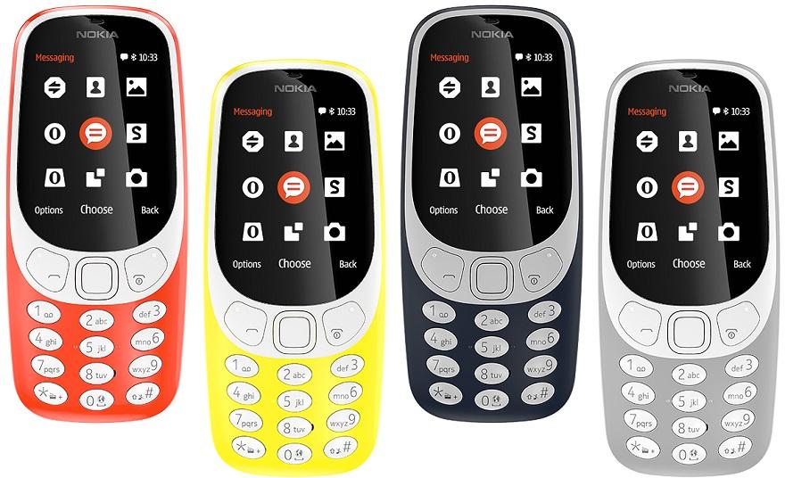 nokia 3310 yeni özellikleri