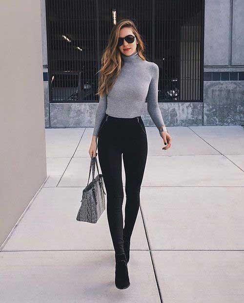 kısa boylu kadınlar uzun görünmek için nasıl giyinmeli