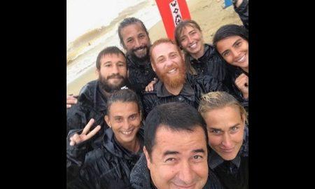 survivor 2017 ünlüler selfie
