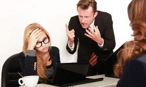 işyerinde mobbing şikayet dilekçesi