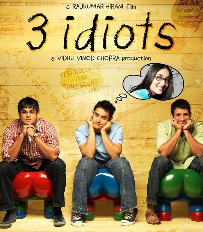 3 idiots türkçe dublaj izle