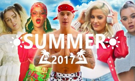 top 50 yabancı müzik - temmuz 2017