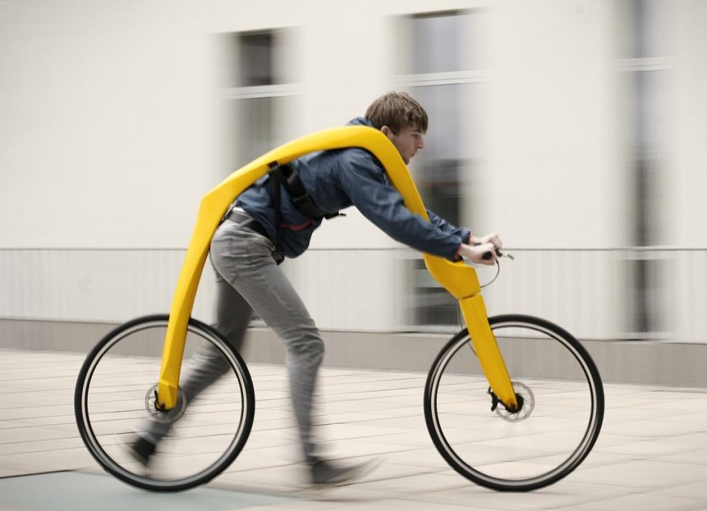 İlginç Bisiklet