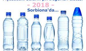 piyasadaki su markalarının ph değerleri 2018 analiz verileri